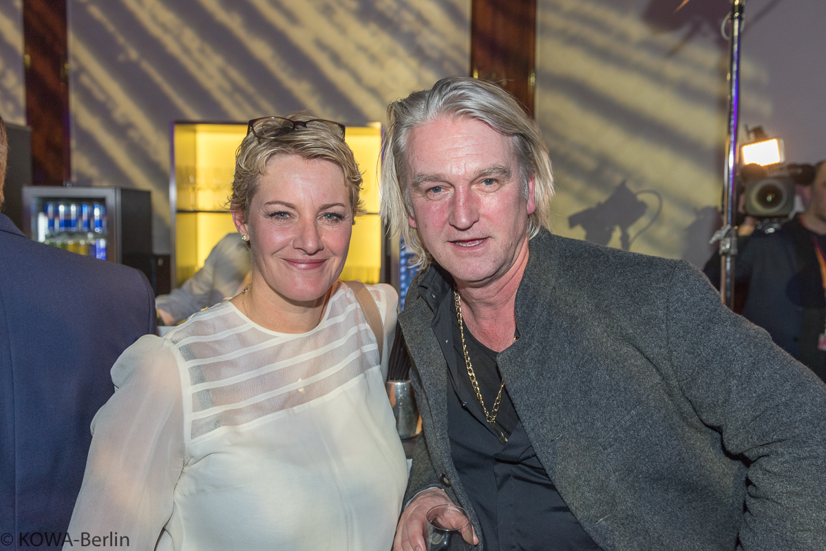 Detlev Buck Medienboard Empfang 2017 - Berlinale 2017