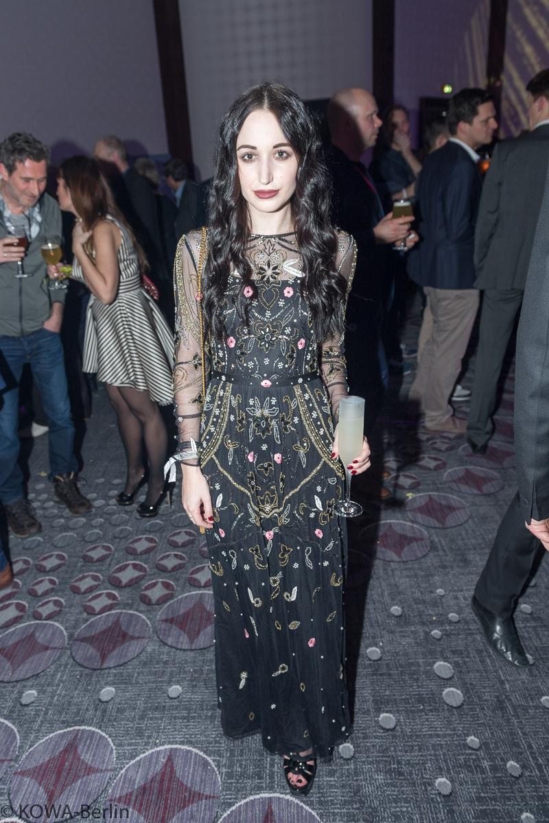 Lorraine BedrosMedienboard Empfang 2017 - Berlinale 2017