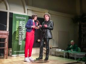 10. Literaturwettbewerb Wartholz