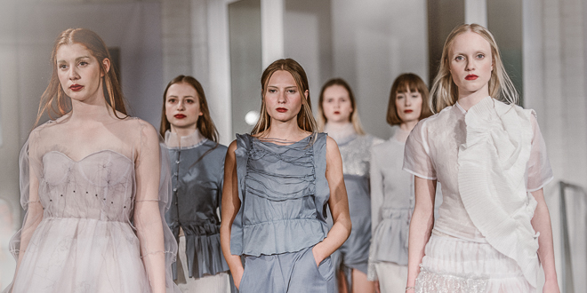 Modenschau Akademie JAK Hamburg 2017 - Fashion Days