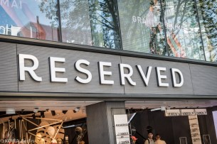 RESERVED Store Opening Berlin