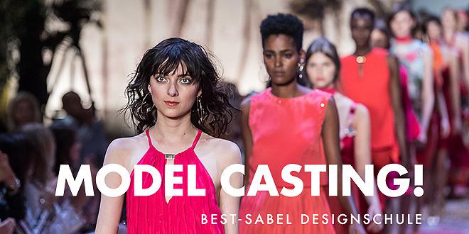 Offenes Model Casting Berlin 2017
