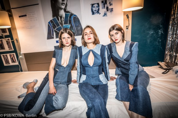 Linda Siegel – WHY NOT BLUE?