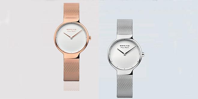 Bering Uhren von Max René