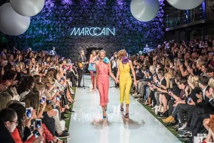 Marc Cain SS 18 @ MBFW Berlin