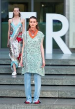 TRACES Spring Summer 2018 MBFW Berlin