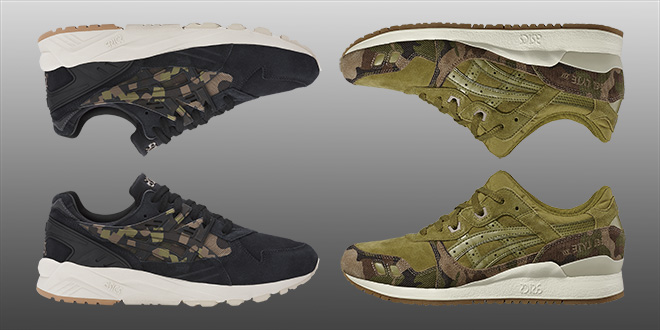 ASICSTIGER FOREST CAMO asics tiger