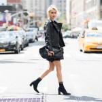 Marc Cain @ New York Fashion Week 2017 mit Caro Daur