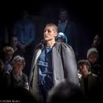 Melina Budde GNTM ESMOD Berlin Graduate Fashion Show 2017
