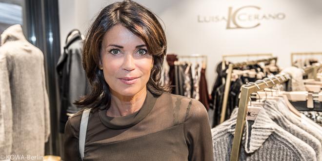 LUISA CERANO Store Opening
