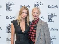 Christiane Arp Impressionen VOGUE Fashion's Night Out Berlin 2017