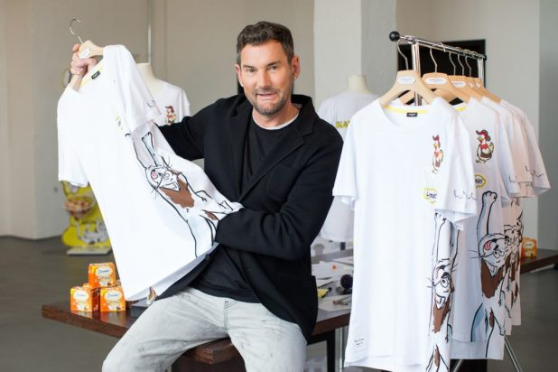 Michael Michalsky Dreamies Katzenkumpel-Shirt