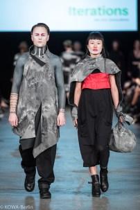 NEO Fashion - HTW Berlin Graduate Show 2017