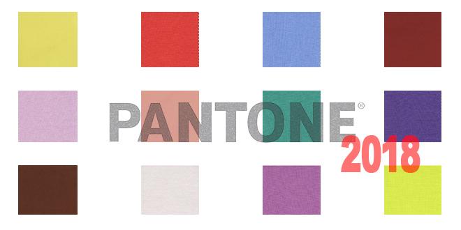 Pantone Trendfarben 2016 farbtrends frühjahr sommer 2018 – pantone fashion color trend report