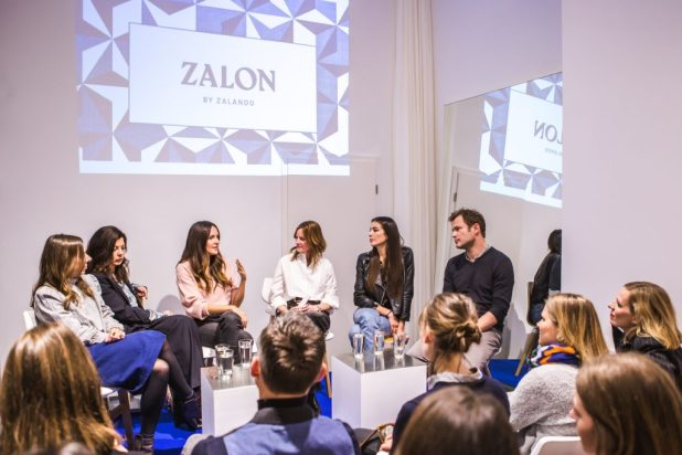 Zalon Pop-Up Store Berlin 2017