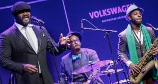 Volkswagen Dinner Night 2017 mit Gregory Porter