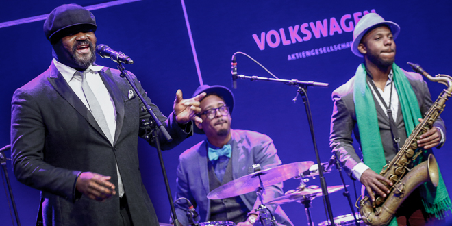 Volkswagen Dinner Night 2017 mit Gregory Porter