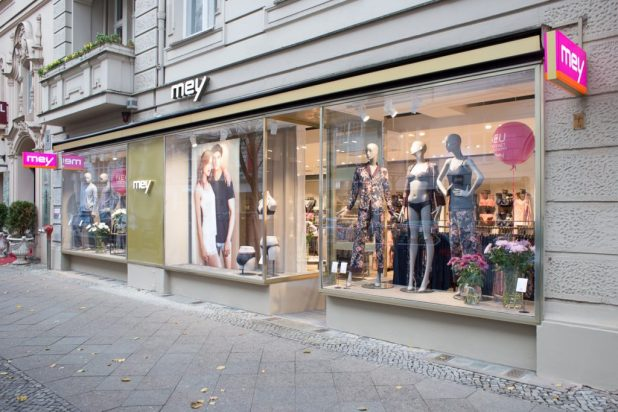 Mey Store Berlin Ku'damm