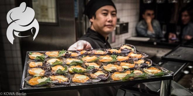Sumosan Opening KaDeWe – Kulinarische Köstlichkeiten aus Japan