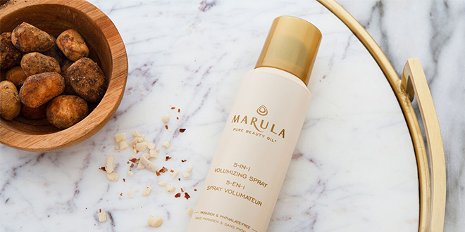 Marula Pure Beauty Oil