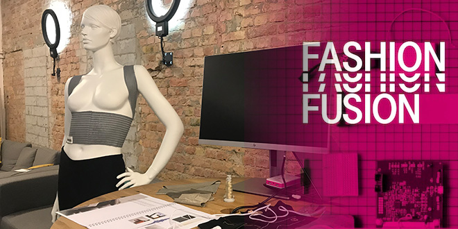 Telekom Fashion Fusion 2018 –  Talkrunde und Vorstellung der Finalisten