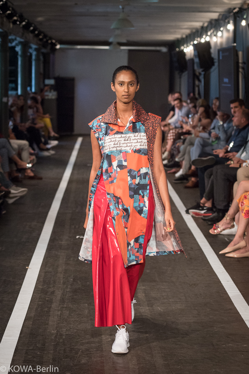 Edina Varga HTW Young Designer Show Awin Fashion & Lifestyle Day 2018