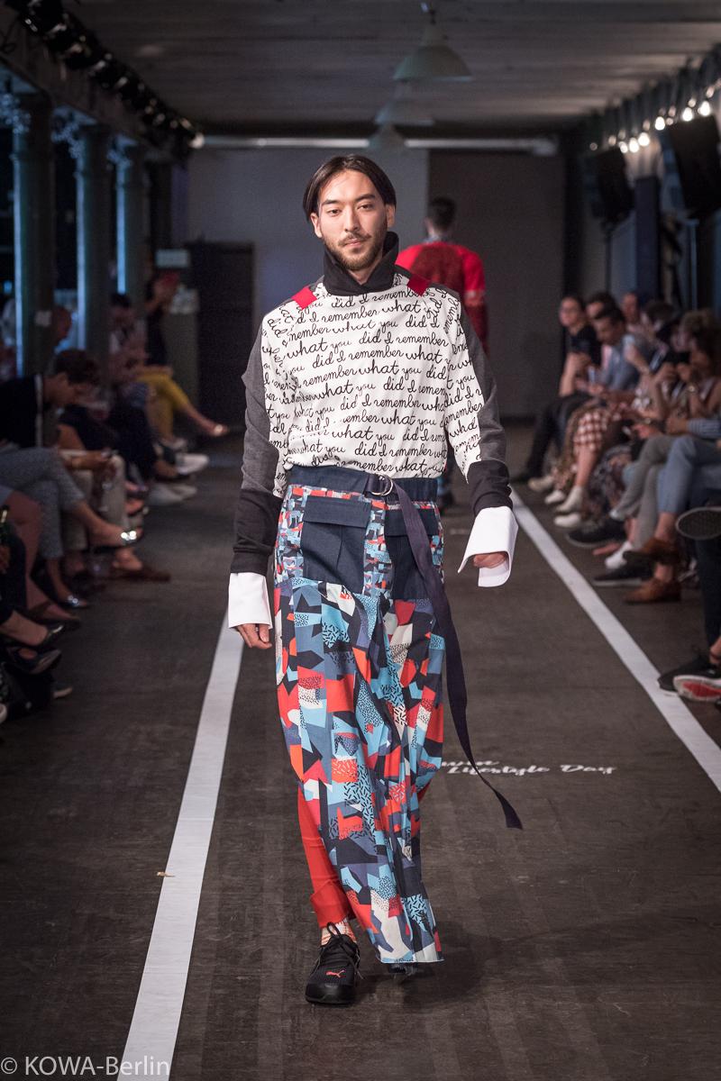 Edina Varga HTW Young Designer Show Awin Fashion & Lifestyle Day 2018