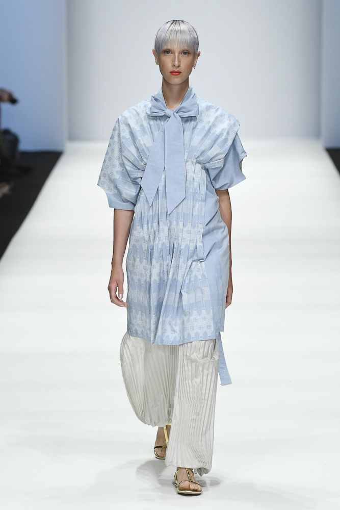 I' VR Isabel Vollrath Spring Summer 2019 MBFW Berlin