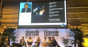 Fashion Sustain Konferenz Spring Summer 2019 MBFW Berlin