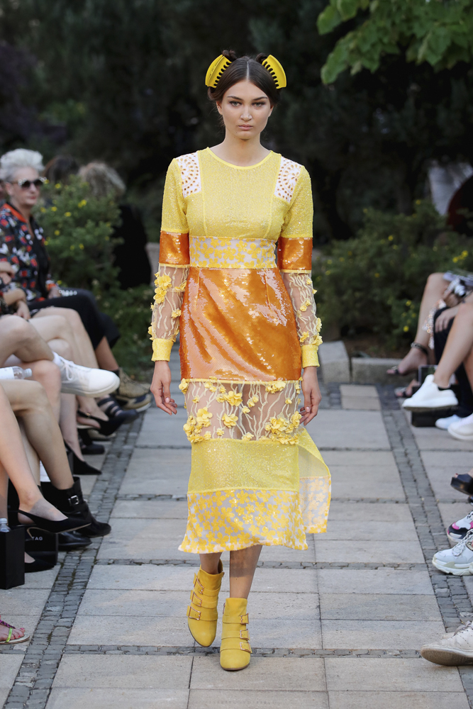Marcel Ostertag - Show - Berlin Fashion Week Spring/Summer 2019