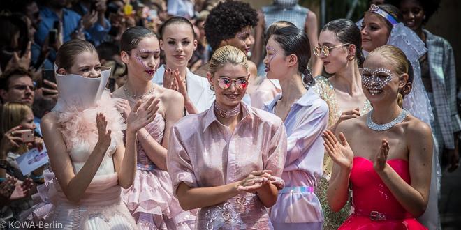 MARINA HOERMANSEDER Spring Summer 2019 - Mercedes-Benz Fashion Week Berlin