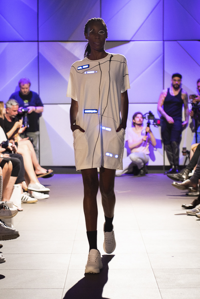 be_yooneeque yooneeque Fashion Show zur MBFW SS19