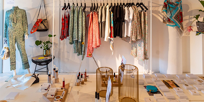 Fashion Council Germany Pop-Up Shop