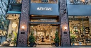 H&M HOME Concept Store Hamburg München