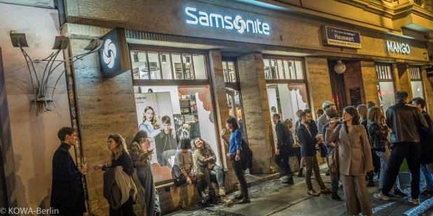 Samsonite designed by Kilian Kerner & KxxK Berlin