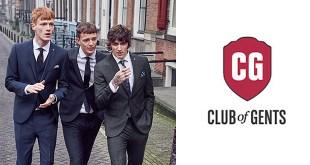 Club of Gents Herbst Winter 2018