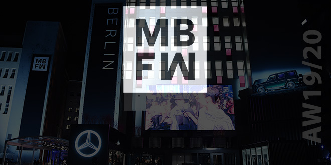 MBFW Berlin Herbst Winter 2019 - Januar