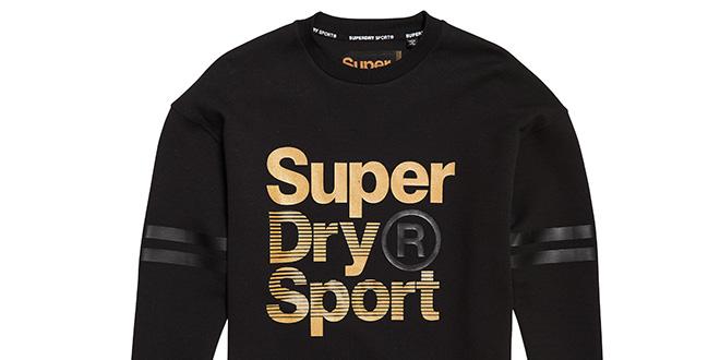 Superdry Sport Kollektion Herbst/ Winter 2018
