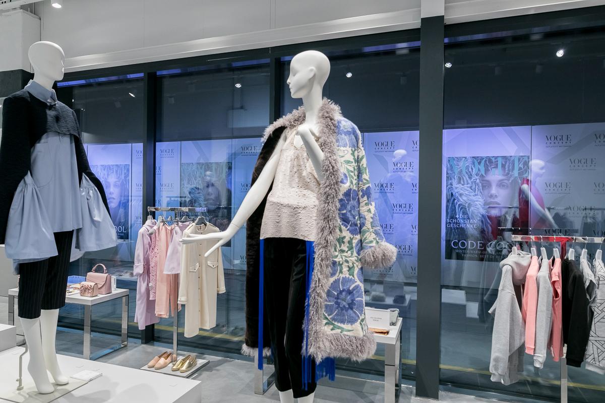 VOGUE Concept Store eröffnet in der OUTLETCITY METZINGEN