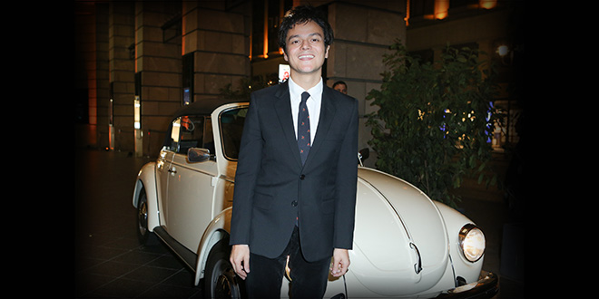 Volkswagen Dinner Night 2018 mit Jamie Cullum