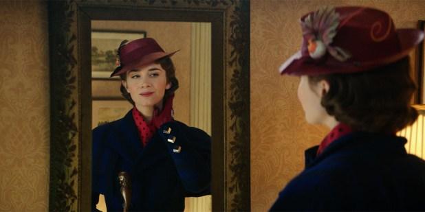 Mary Poppins Rückkehr (Emily Blunt) Glossybox