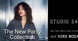 VERO MODA - Neue Party Kollektion 2018
