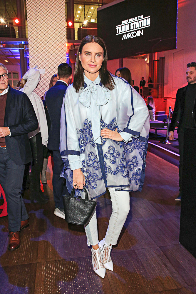 Marc Cain VIPs Herbst Winter 2019