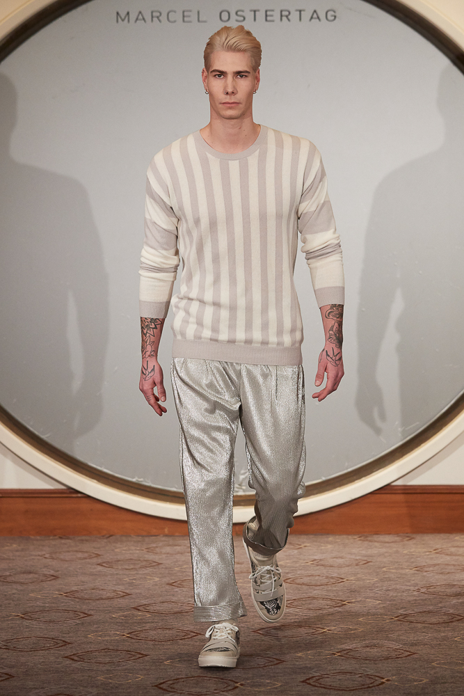 Marcel Ostertag Herbst Winter 2019