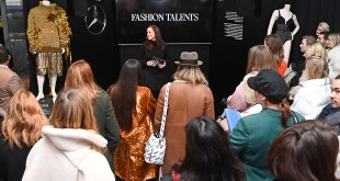 Mercedes-Benz Fashion Talents @ 10-jähriges IDEP Jubiläum - Herbst Winter 2019 MBFW Berlin