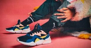 PUMA x Lola Plaku - Sneaker Nova GRL PWR