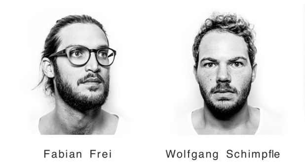 Fabian Frei und Wolfgang Schimpfle Degree Clothing