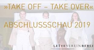 ABSCHLUSSSCHAU 2019 - save the date - Lette-Verein Berlin