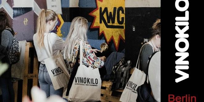 VinoKilo Berlin 2019 - Vintage Pop-up-Sale