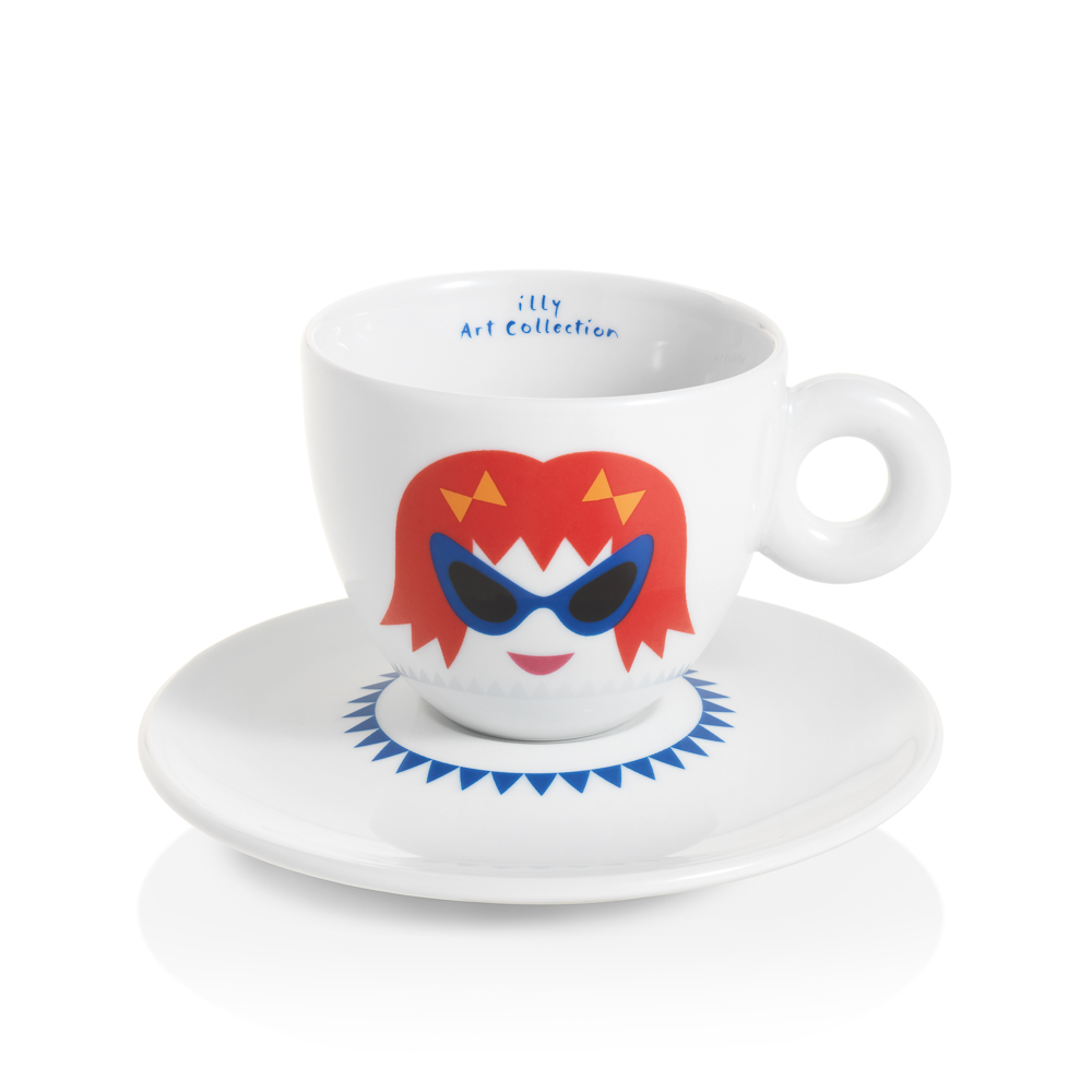 illy Art Collection von Olimpia Zagnoli
